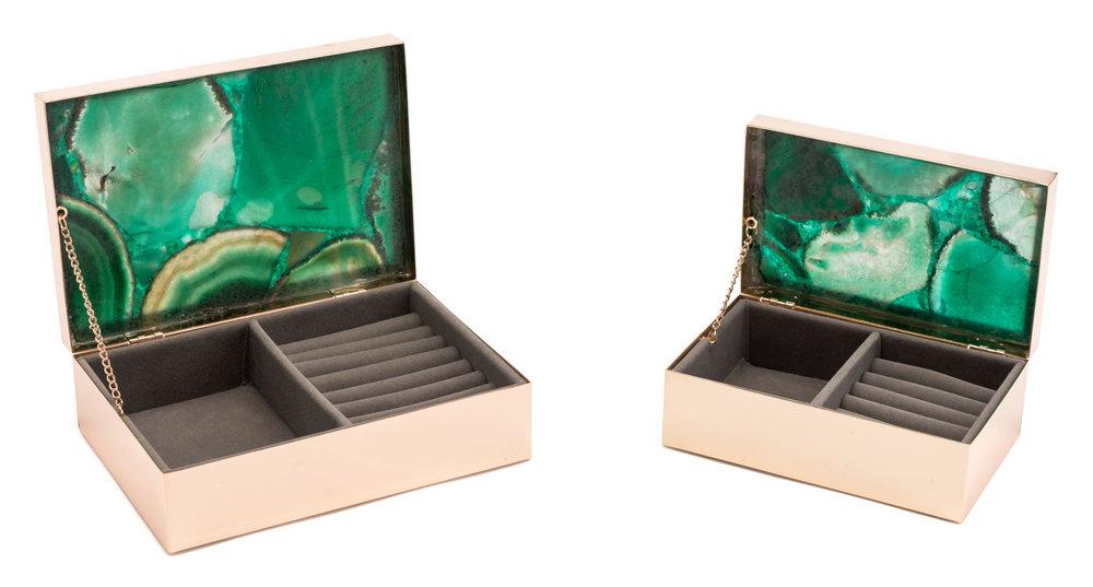 ZUO MODERN CONTEMPORARY, INC - Large Stone Box Green