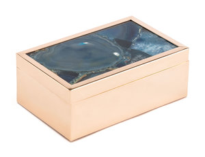 Thumbnail of Zuo Modern Contemporary - Small Stone Box Blue