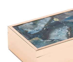 Thumbnail of Zuo Modern Contemporary - Large Stone Box Blue