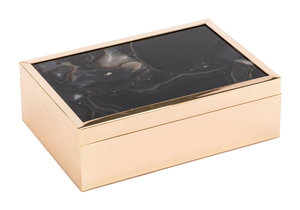 Thumbnail of Zuo Modern Contemporary - Large Stone Box Black