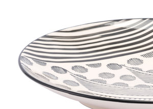 Thumbnail of Zuo Modern Contemporary - Mix Plate Cream & Black