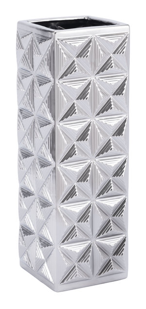 Thumbnail of Zuo Modern Contemporary - Large Cosmos Vase Silver