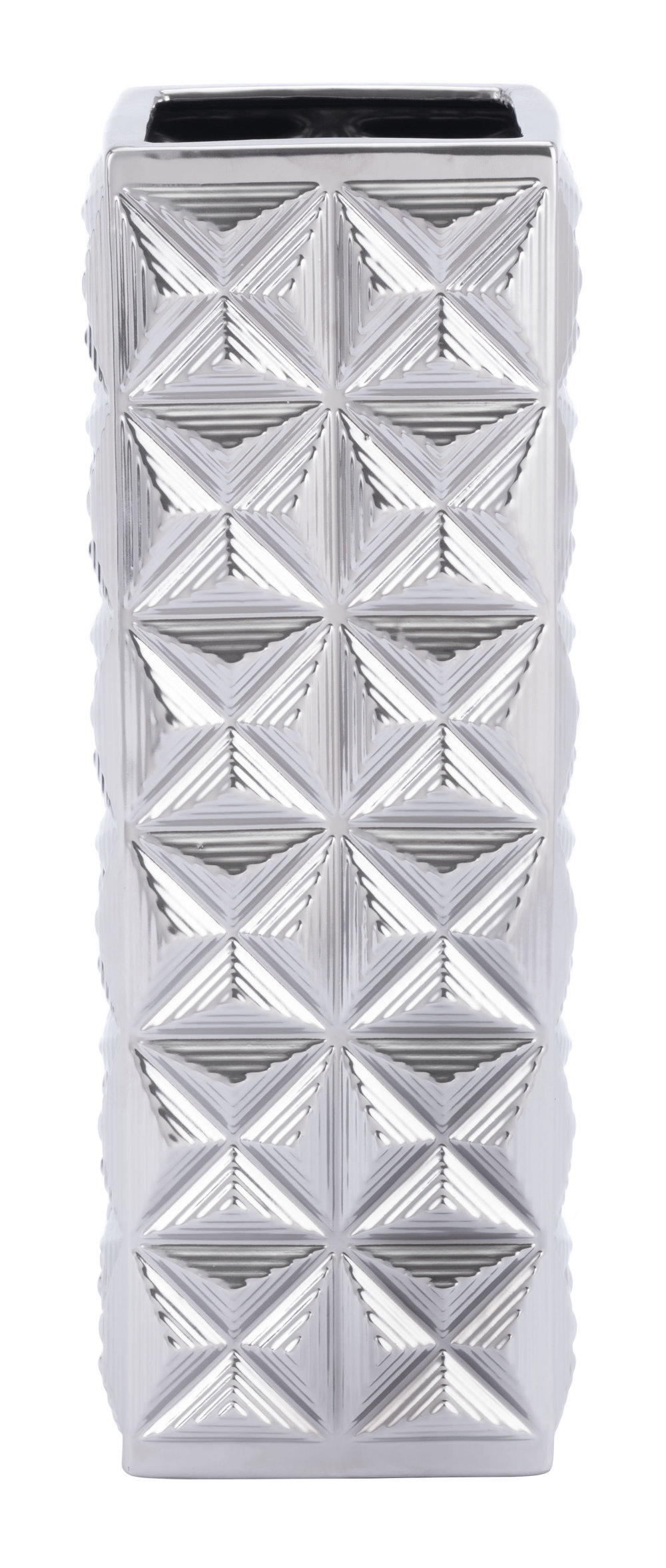 Zuo Modern Contemporary - Large Cosmos Vase Silver