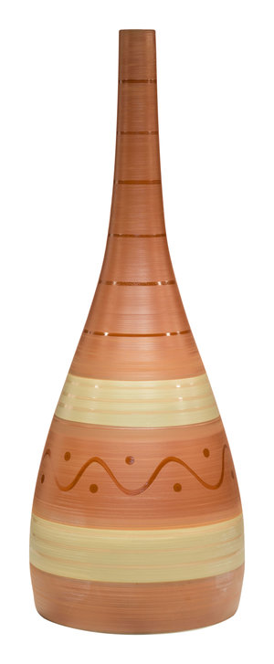 Thumbnail of Zuo Modern Contemporary - Large Flame Bottle Brown