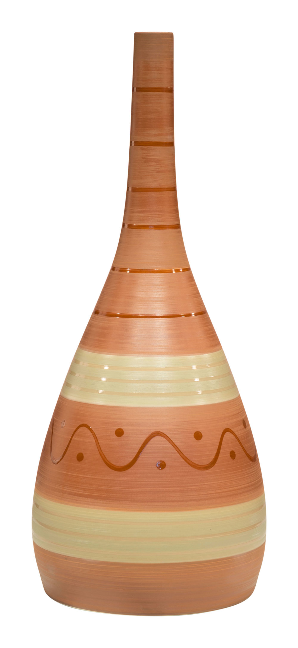 ZUO MODERN CONTEMPORARY, INC - Medium Flame Bottle Brown