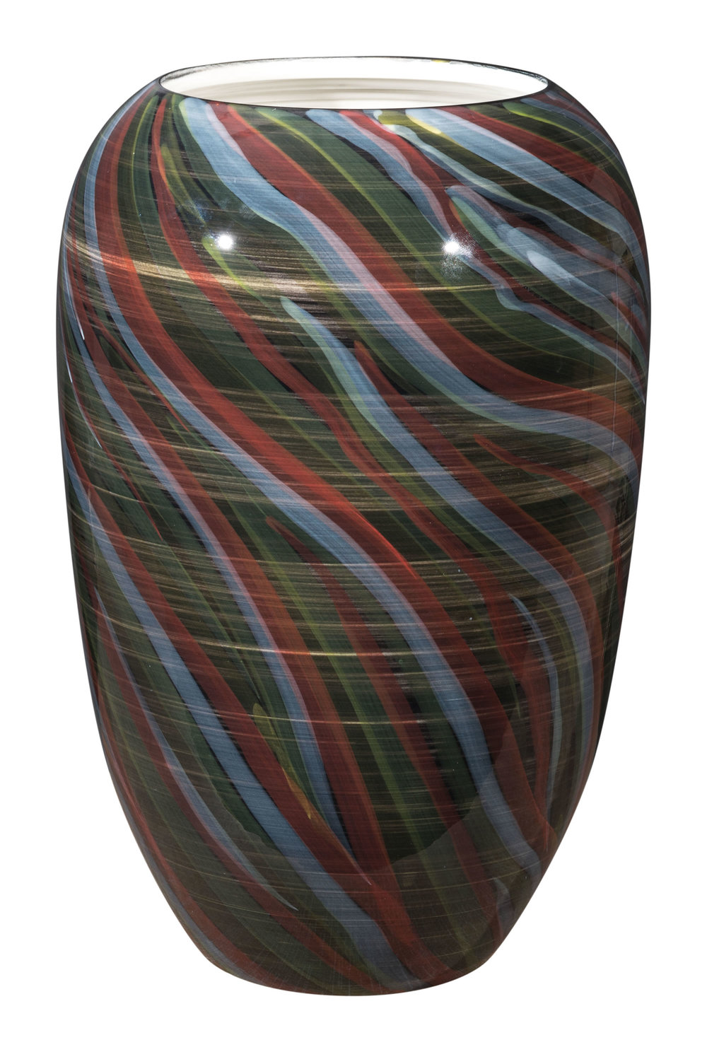 Zuo Modern Contemporary - Large Galax Vase Multicolor