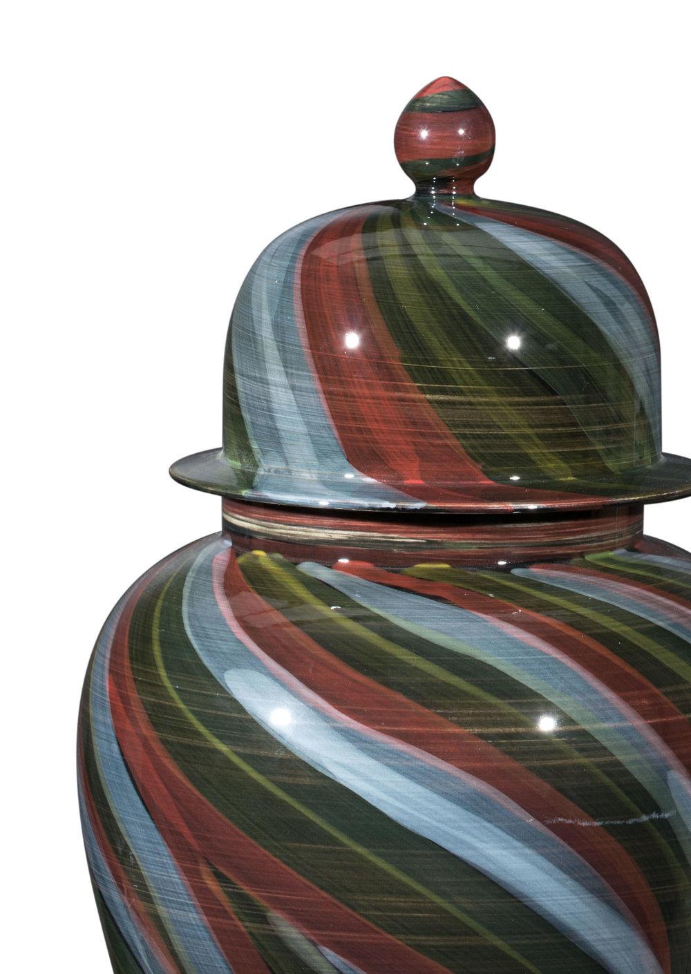 Zuo Modern Contemporary - Large Galax Jar Multicolor