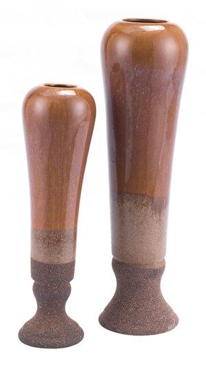 Thumbnail of Zuo Modern Contemporary - Tall Allium Vase Brown