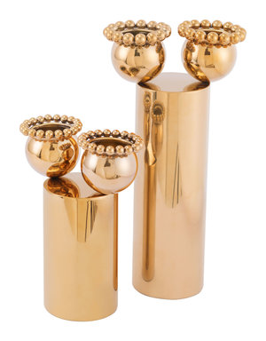 Thumbnail of ZUO MODERN CONTEMPORARY, INC - Small Brunia Vase Gold