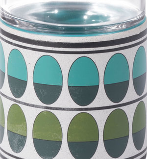 Thumbnail of Zuo Modern Contemporary - Small Retro Candle Holder Green & Teal