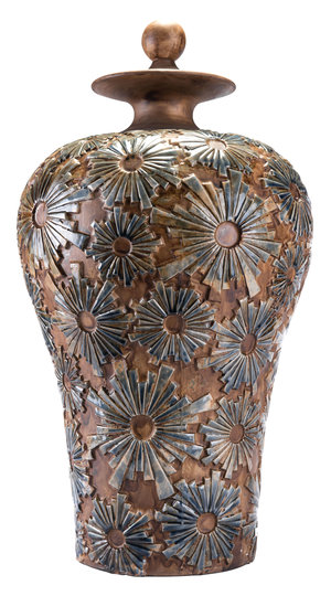Thumbnail of Zuo Modern Contemporary - Large Cusco Temple Jar Brown