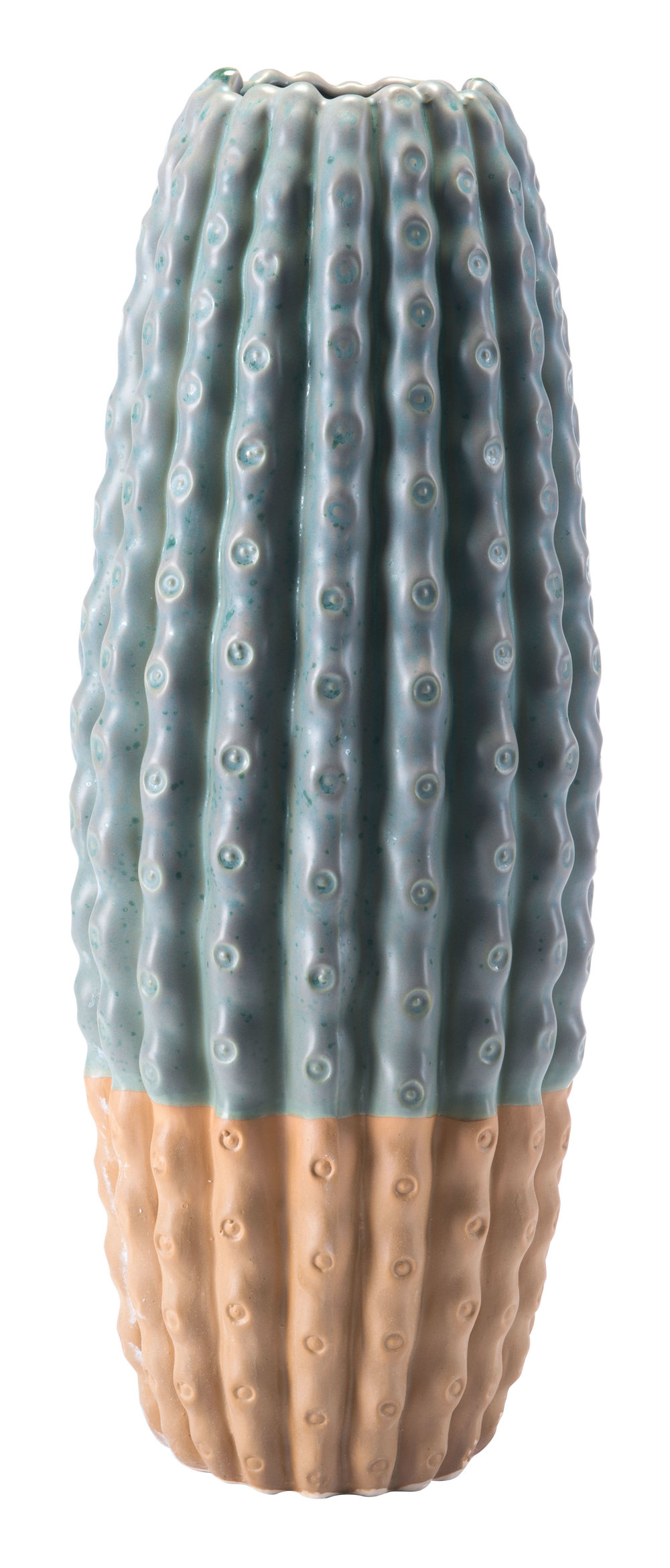 ZUO MODERN CONTEMPORARY, INC - Large Pasco Vase Green
