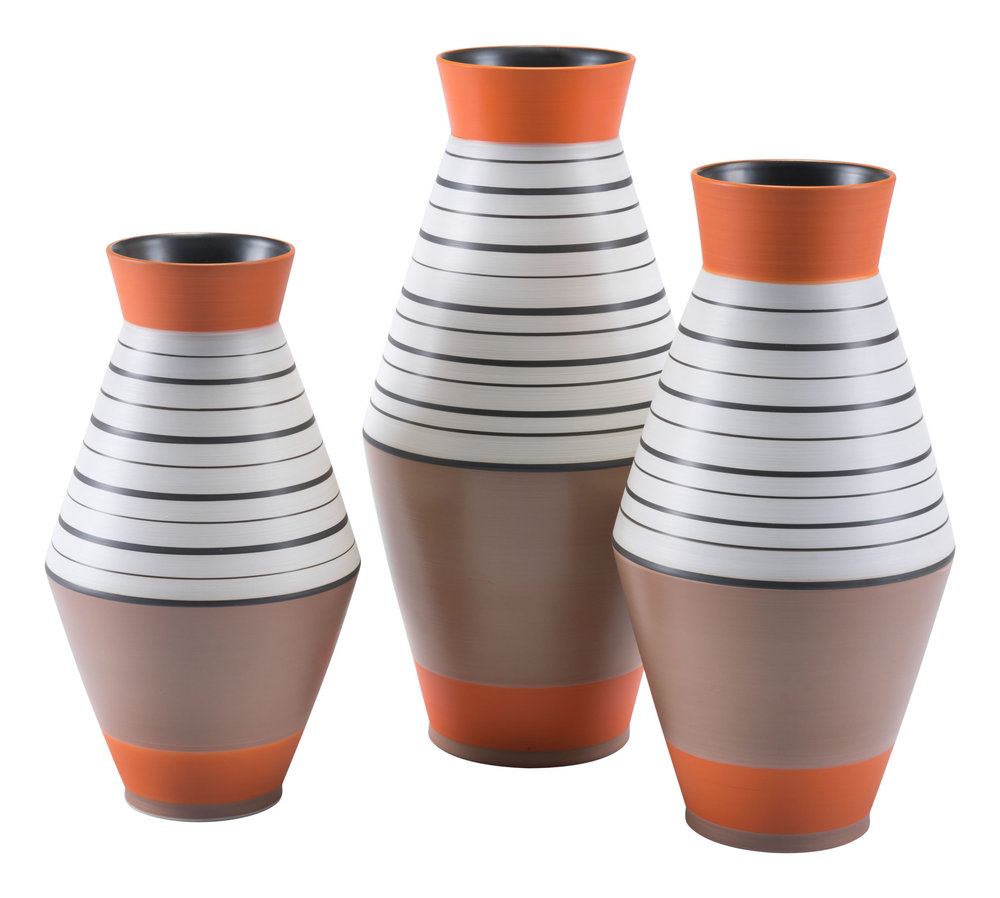 ZUO MODERN CONTEMPORARY, INC - Medium Tunja Vase Multicolor