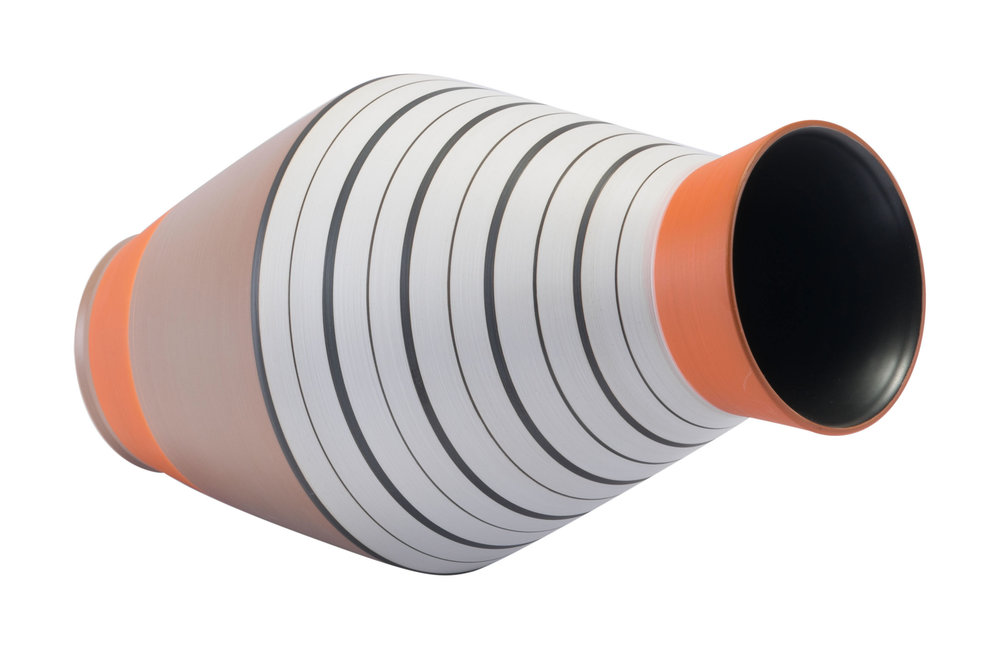 Zuo Modern Contemporary - Small Tunja Vase Multicolor