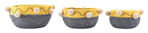 Thumbnail of Zuo Modern Contemporary - Lagos Set Of 3 Baskets Multicolor