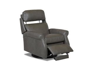 Thumbnail of Comfort Design Furniture - Swivel High Leg Reclining Chair