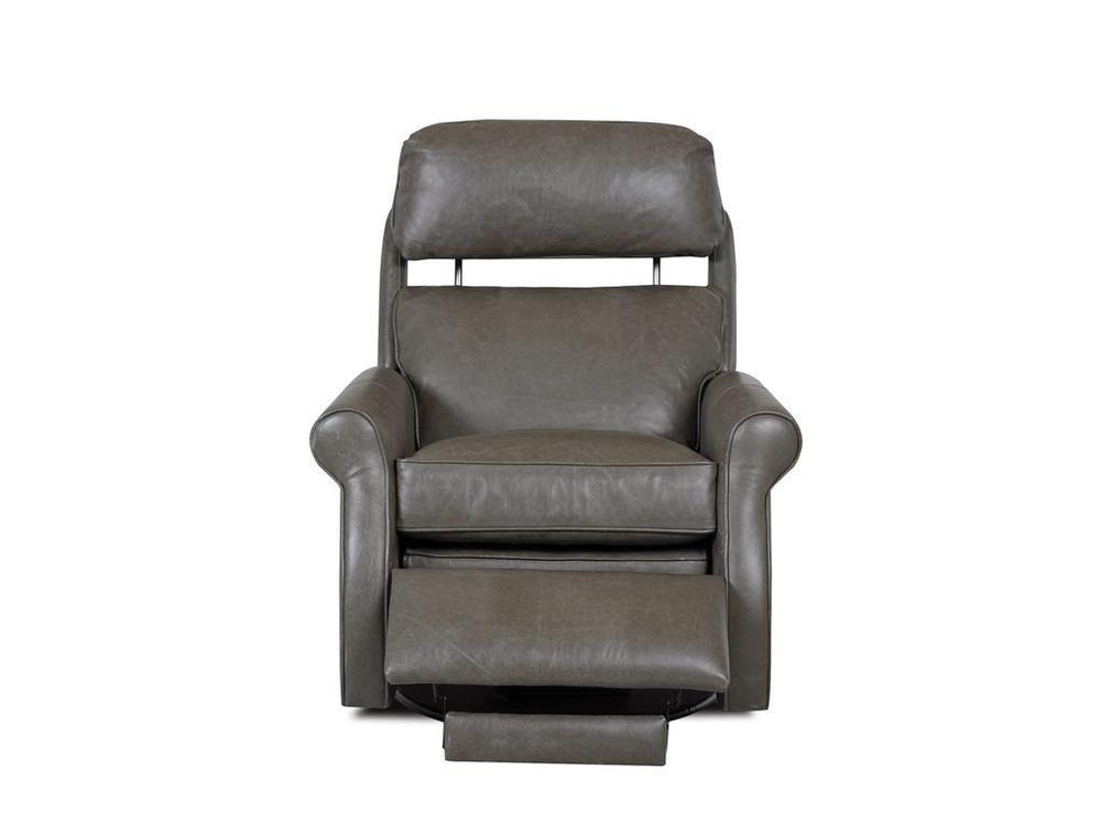 Comfort Design Furniture - Swivel High Leg Reclining Chair