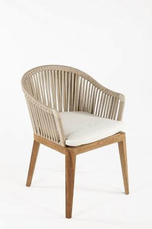 Thumbnail of Control Brand - Almere Teak Arm Chair