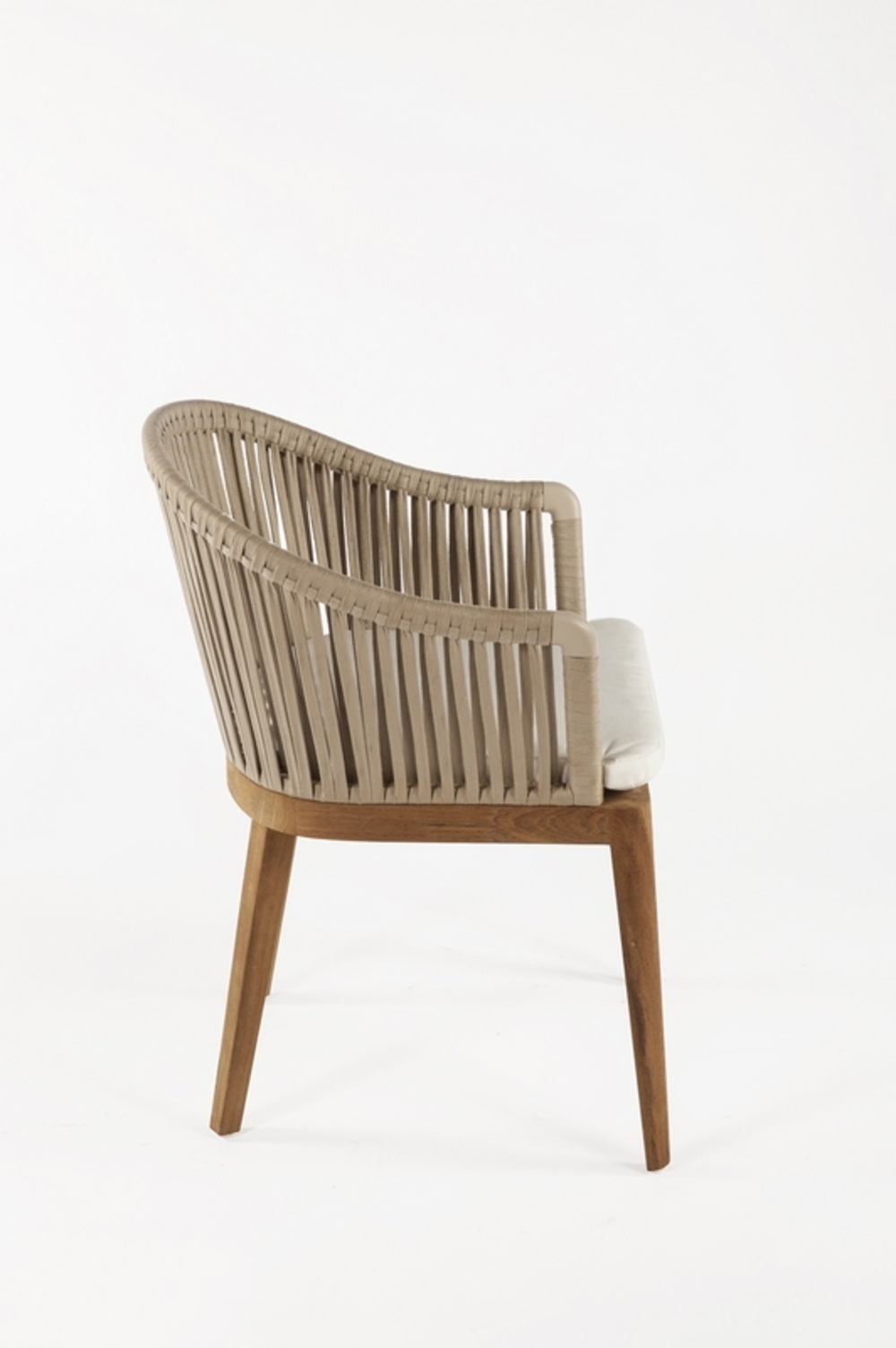 Control Brand - Almere Teak Arm Chair