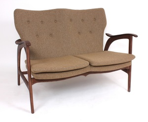 Thumbnail of Control Brand - Franz Loveseat