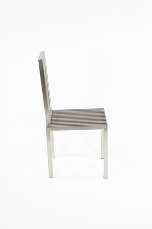 Thumbnail of Control Brand - Brushed SS Dining Chair