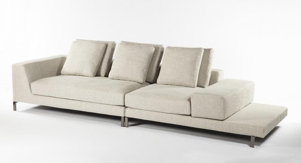Control Brand - Messina Sectional Sofa