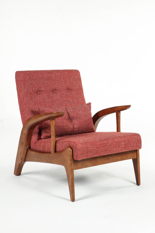 Control Brand - Randers Arm Chair w/ Pillow