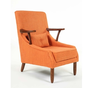 Thumbnail of Control Brand - Vejle Arm Chair w/ Pillow