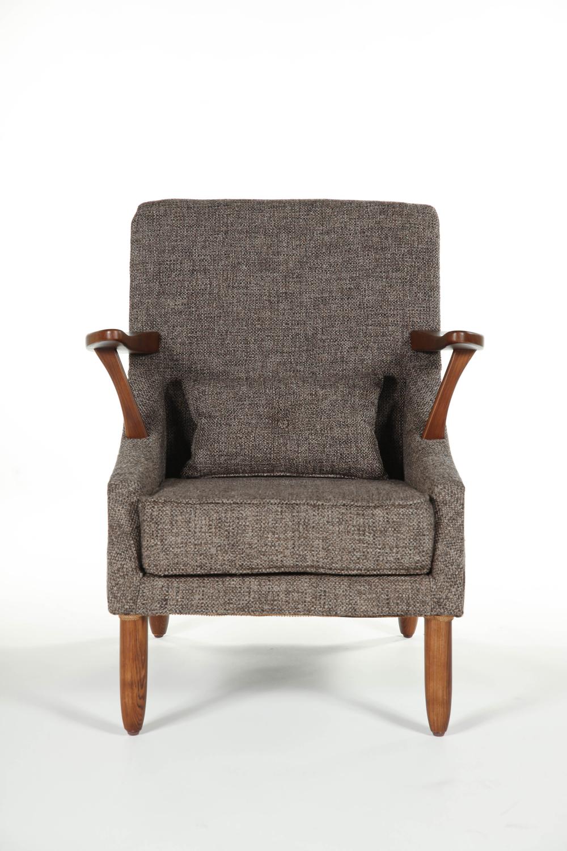 Control Brand - Vejle Arm Chair w/ Pillow