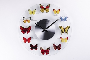 Thumbnail of Control Brand - Butterfly Clock