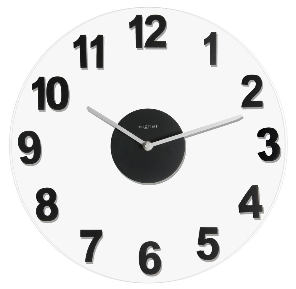Control Brand - Woody Clock