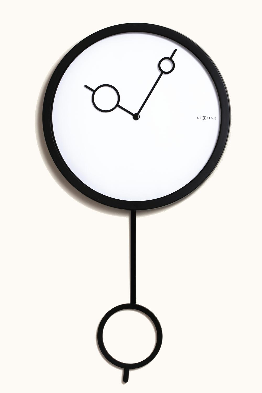 Control Brand - Hole in Wall Pendulum Clock