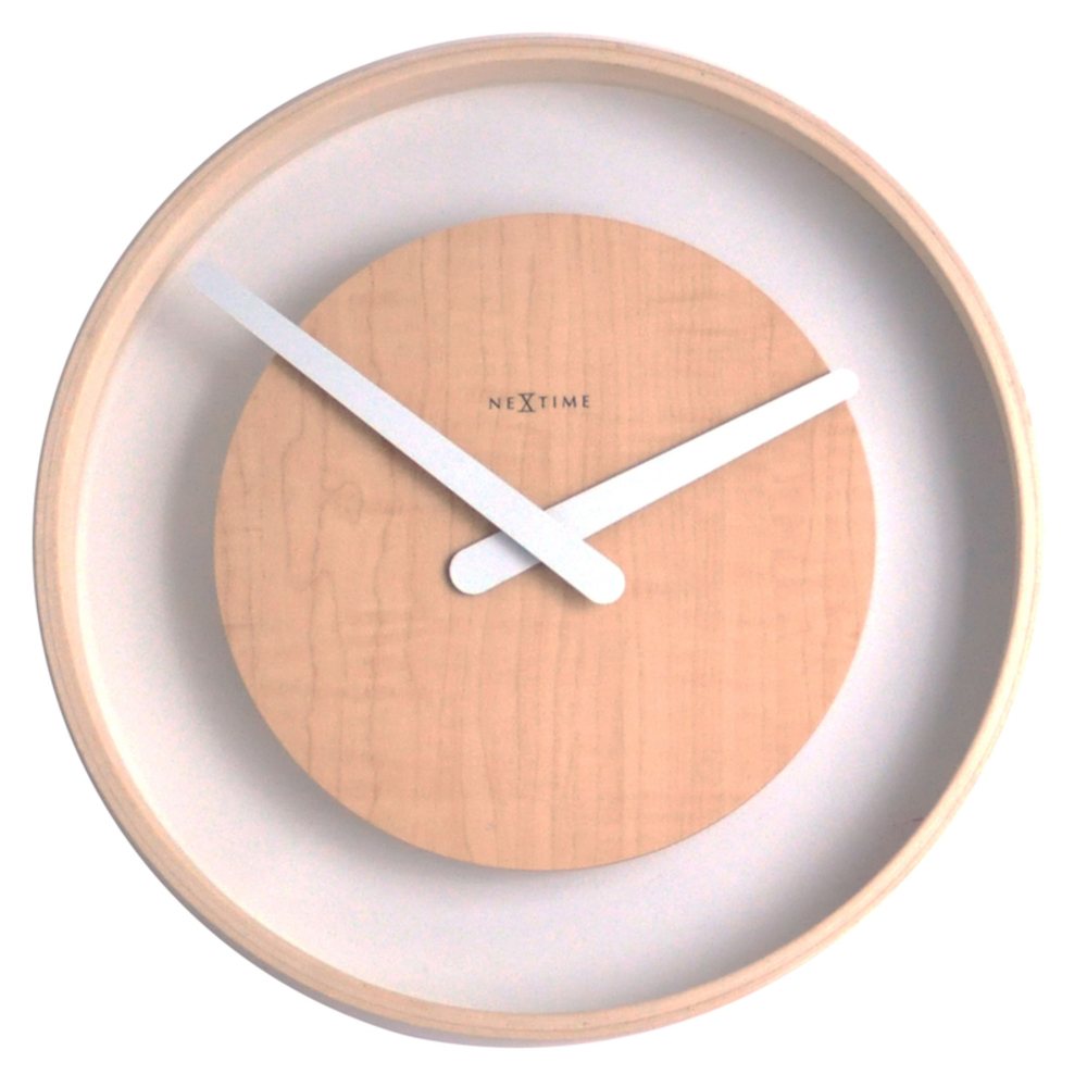 Control Brand - Wood Loop Wall Clock