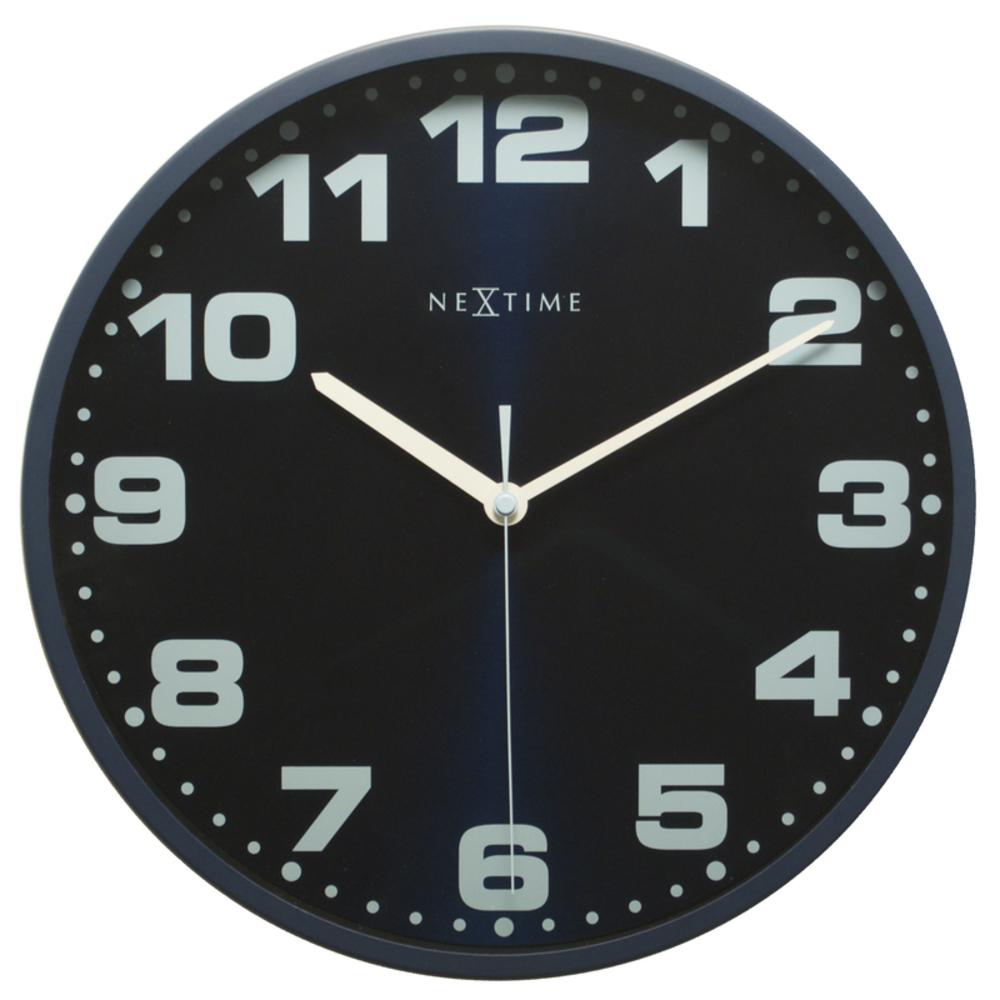 Control Brand - Dash Blue Clock