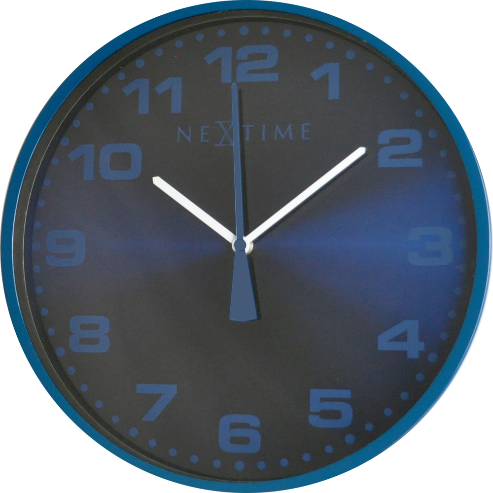 Control Brand - Dash Blue Clock