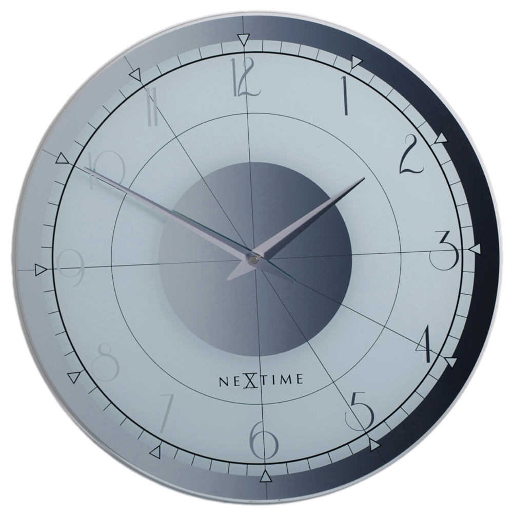 Control Brand - Fancy Round Clock