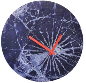 Thumbnail of Control Brand - Crash Wall Clock