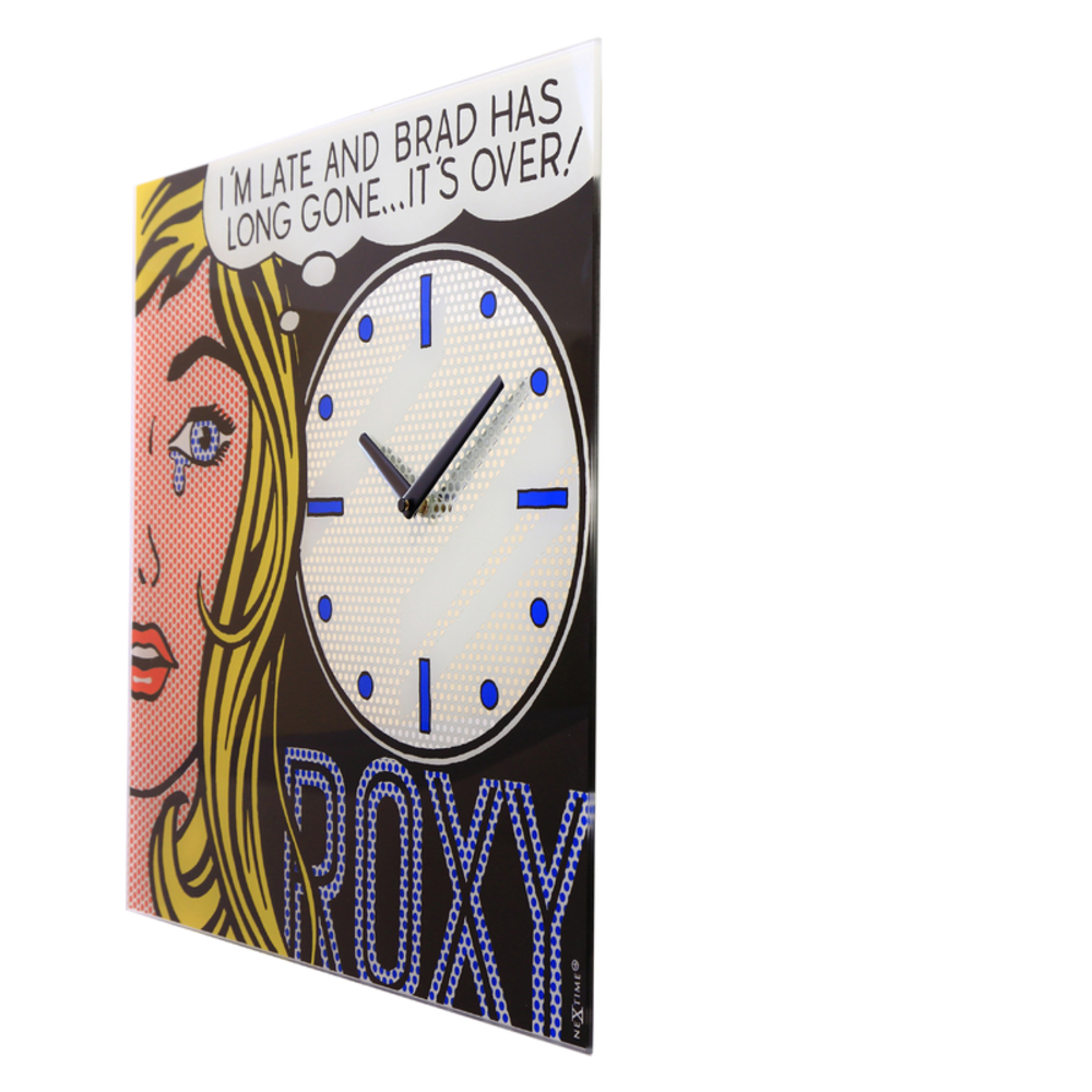 Control Brand - Cinema Data Clock