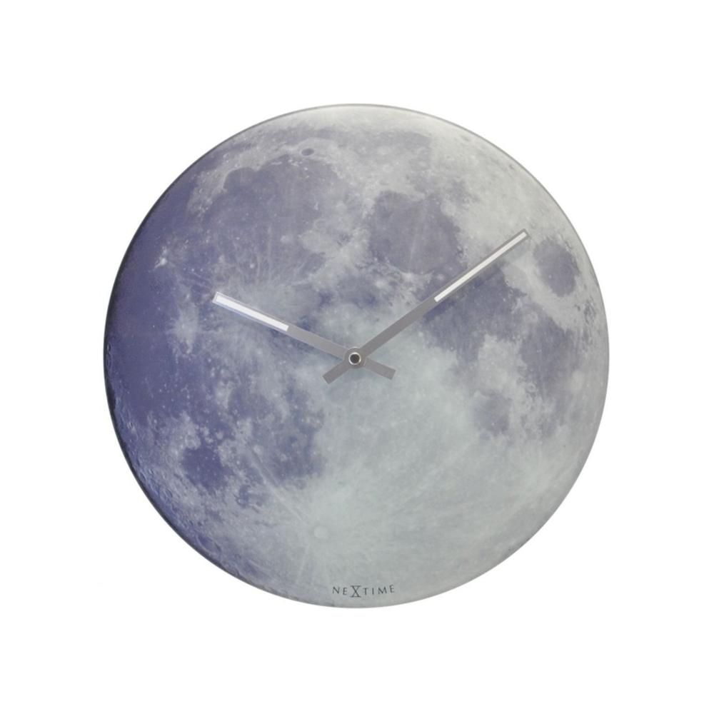 Control Brand - Blue Moon Wall Clock