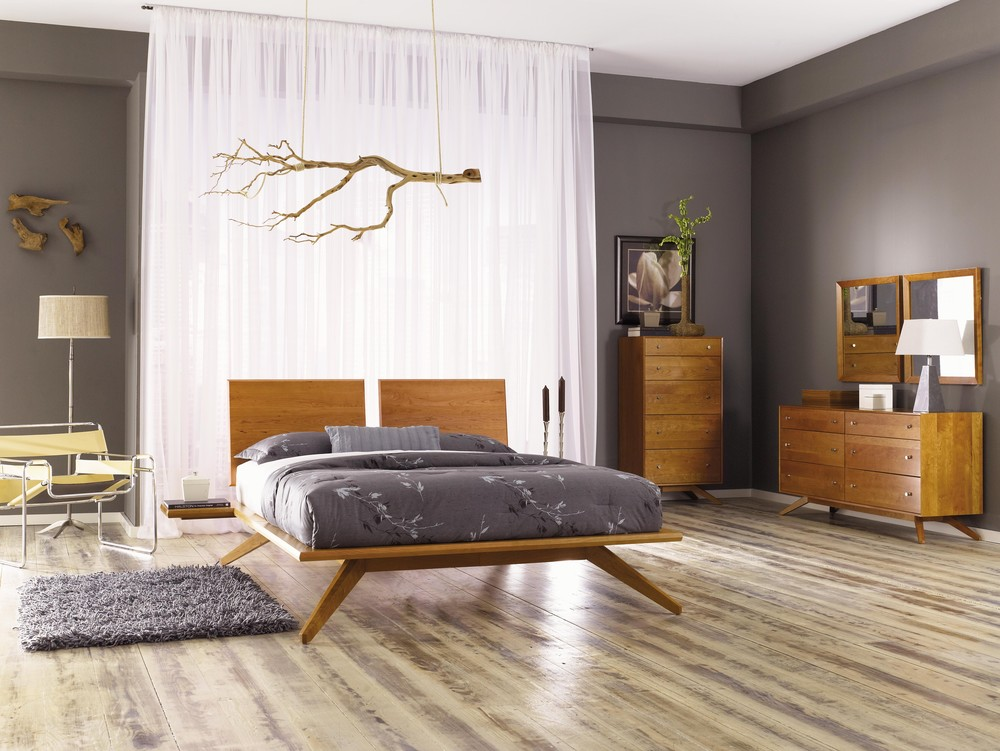 Copeland Furniture - Astrid Queen Bed