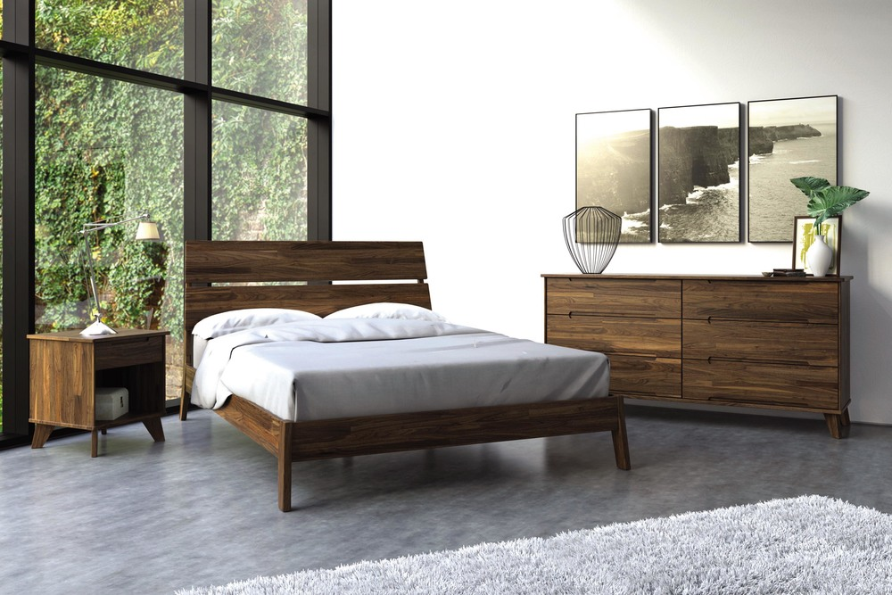 Copeland Furniture - Linn Bed