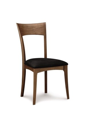 Thumbnail of Copeland Furniture - Ingrid Side Chair with Upholstered Seat