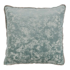Thumbnail of Lacefield Designs - Medici Glacier Antiqued Chenille Throw Pillow