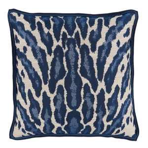 Thumbnail of Lacefield Designs - Kenya Indigo W/ Blue Double Flange