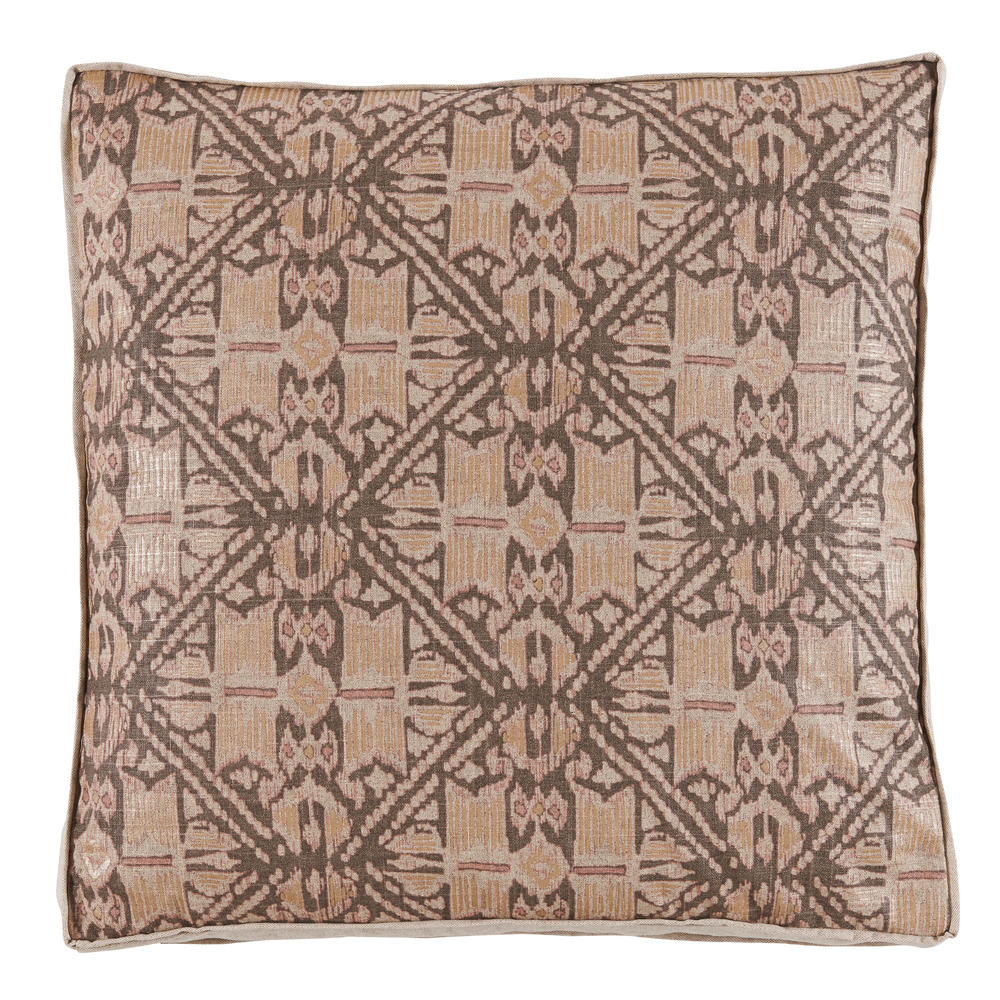 Lacefield Designs - Havana BlushIkatPrinted Throw Pillow