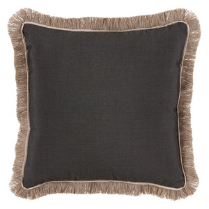 Thumbnail of Lacefield Designs - Outdoor Coal Throw Pillow