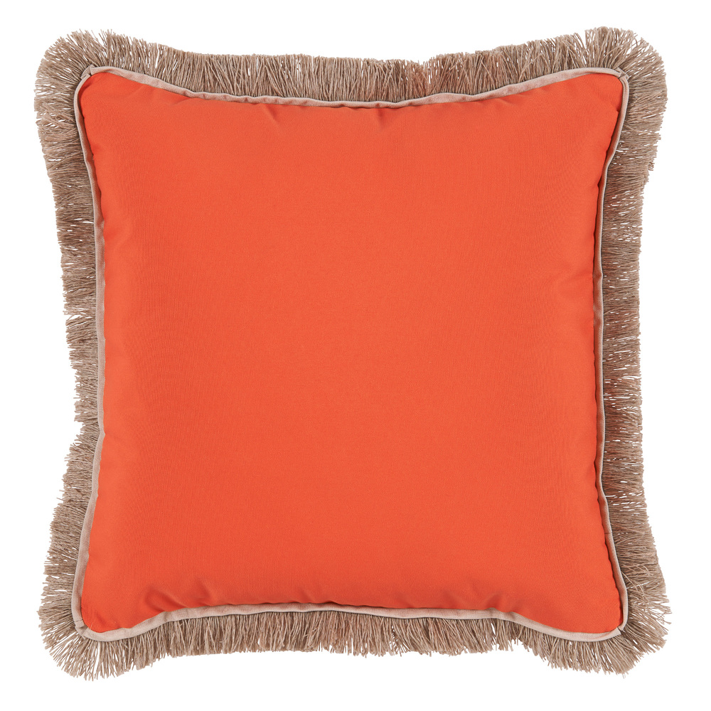 Lacefield Designs - Outdoor Melon Throw Pillow