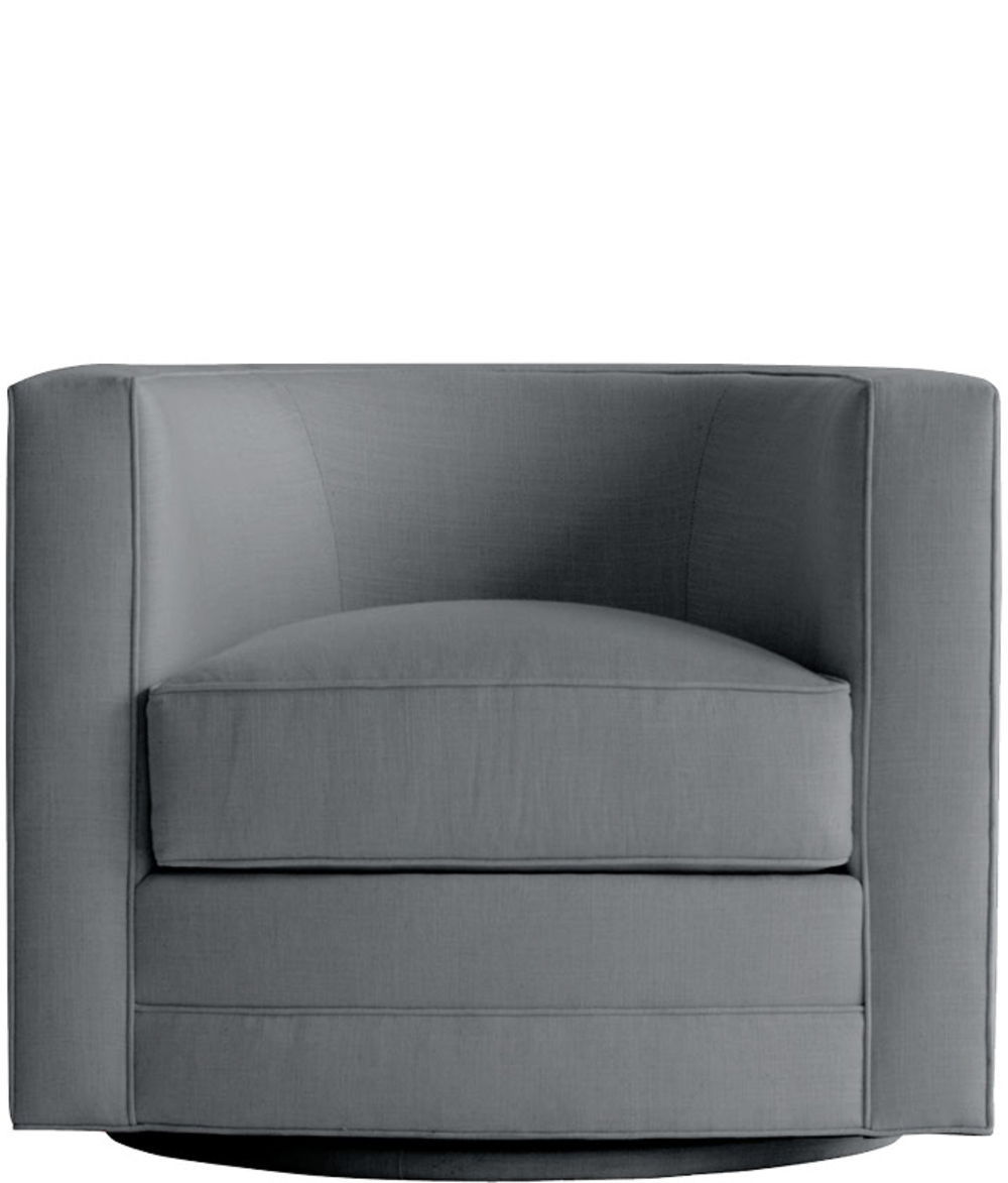 Van Peursem - Brooks Barrel Chair