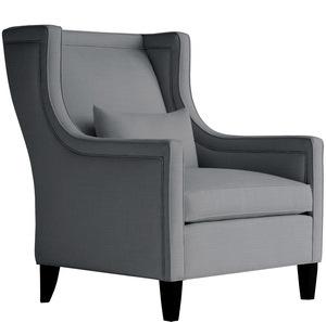 Thumbnail of Van Peursem - Baxter Wing Chair