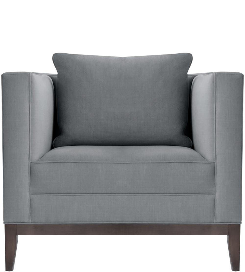 Van Peursem - Sq Club Chair